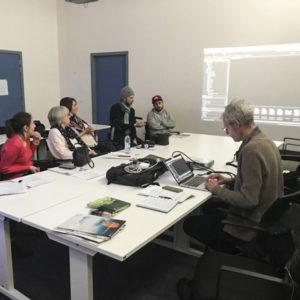 Workshops courts